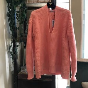 Alexander Wang Cable Knit Sweater
